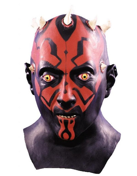 Darth Maul mask