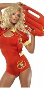 Baywatch Lifeguard female