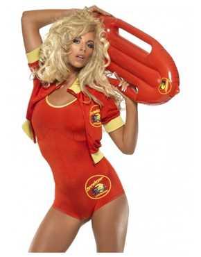 Baywatch Lifeguard female