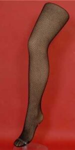 fishnet black pantyhose
