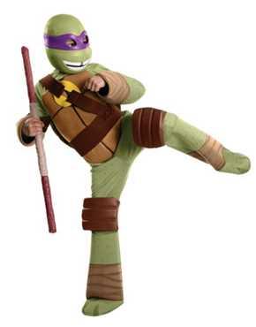 Teenage Mutant Ninja Turtles Donatello child
