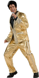 Elvis Gold Suit