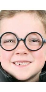 Harry Potter glasses child