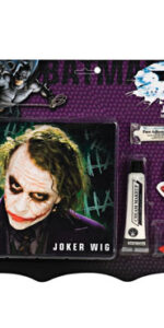 Joker Wig and Makeup Kit