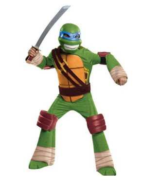 Teenage Mutant Ninja Turtles Leonardo child