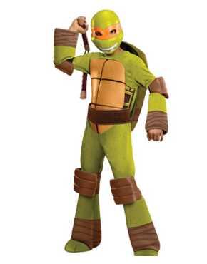 Teenage Mutant Ninja Turtles Michelangelo child