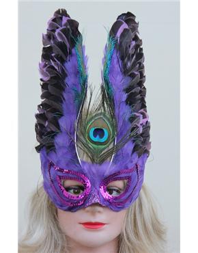 phoenix purple mask