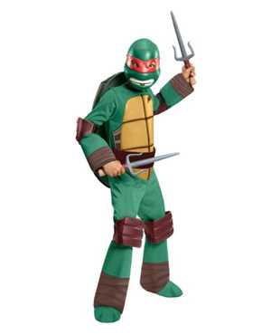 Teenage Mutant Ninja Turtles Raphael child