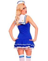 sailor girl captain's mate