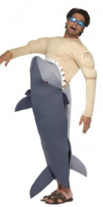 shark fancy dress