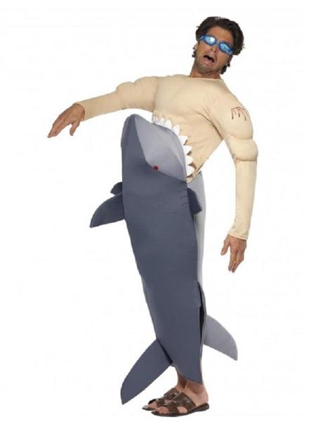 shark fancy dress