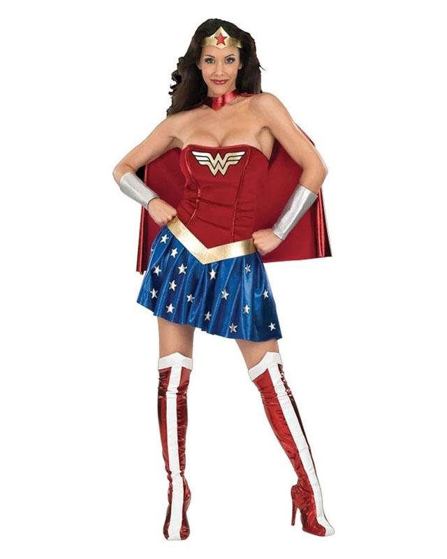 Secret Wishes Wonder Woman