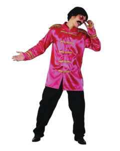Sgt Peppers Shirt Pink