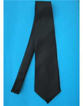 Tie Wide Black