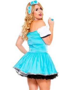 alice fancy dress costume