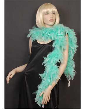 boa aqua feather