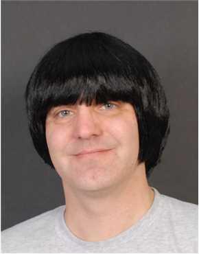 Beatles wig