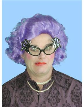 Wig Edna Deluxe