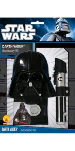 Darth Vader Accessory Kit Child