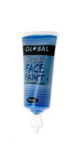 Deep Blue Face & Body Paint