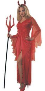 Devil Female Diabla