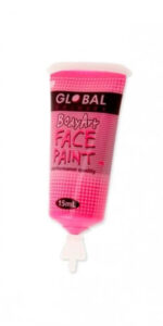Fluro Pink Face & Body Paint