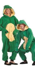 frog fancy dress costume
