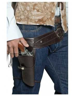 wandering gunman belt and holster