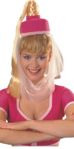 I Dream of Jeannie Wig