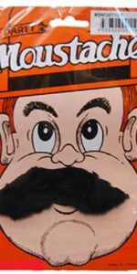 Moustache Mario
