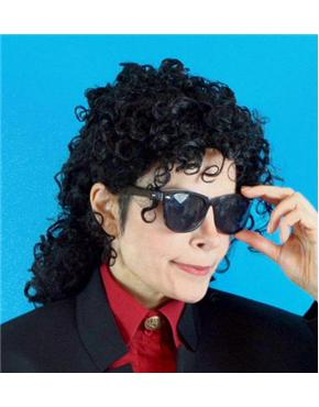 Michael Jackson 90's Wig