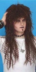 Rock God Wig