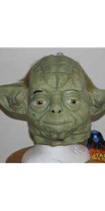 Yoda Full Face Mask