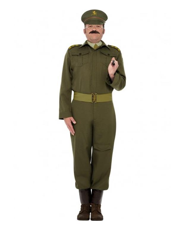 Homeguard Captain WW 2