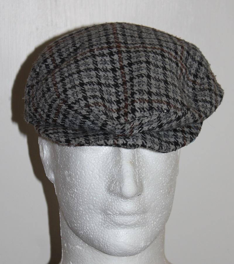 golfers tweed cap