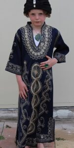 arabian sheik child