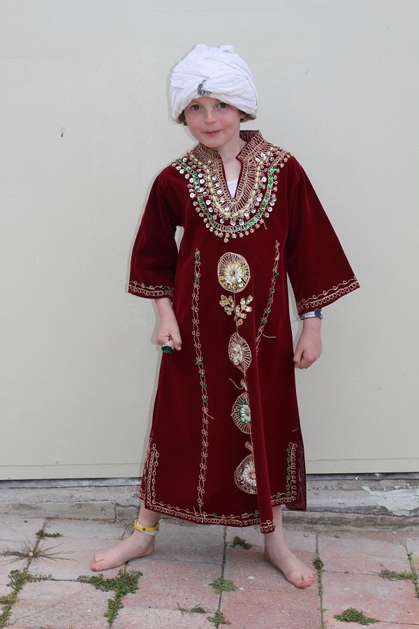 arabian sheik child 2