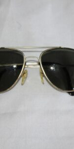 aviator glasses gold frame