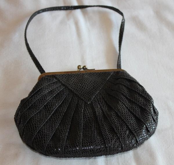 1920 black bag