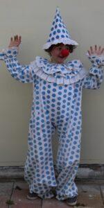 clown child