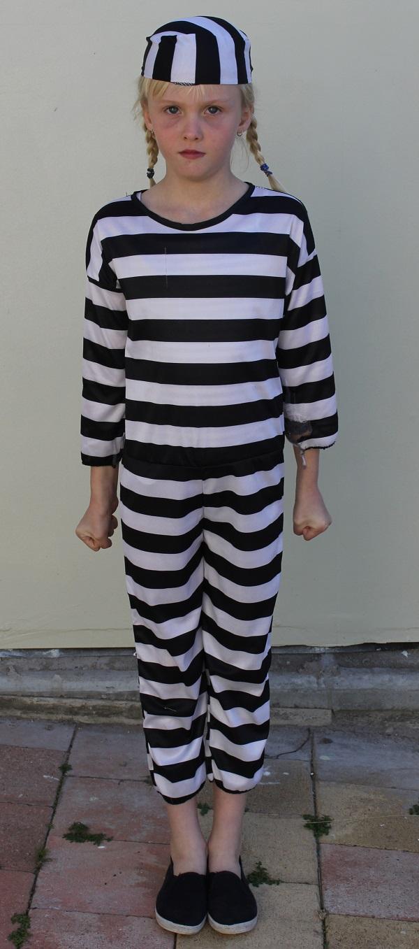 convict child