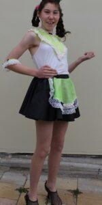French Maid Child