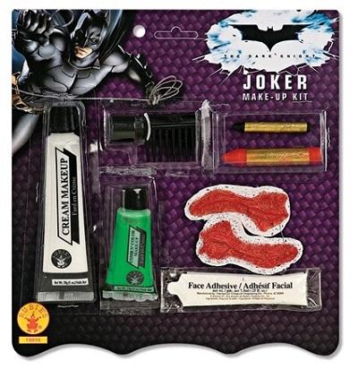 joker deluxe make up