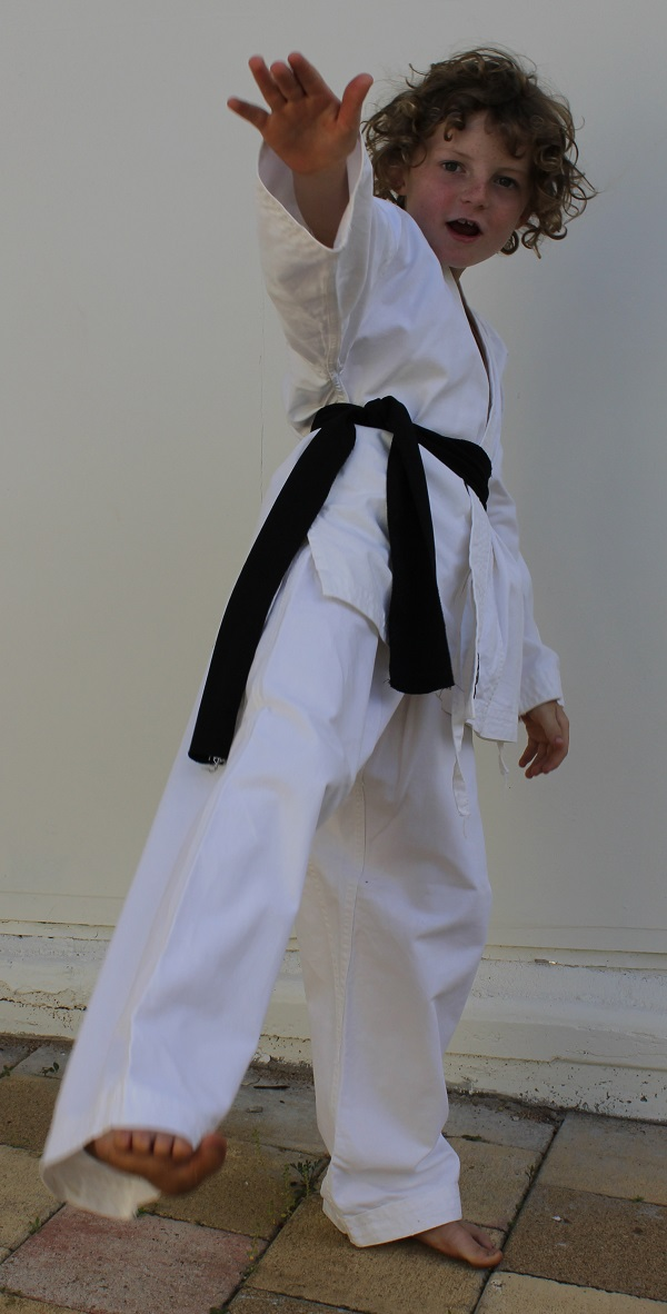 Karate Suit Child