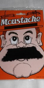 moustache dapper dan