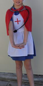 nurse child