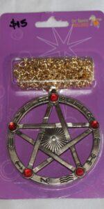 pentacle pendant