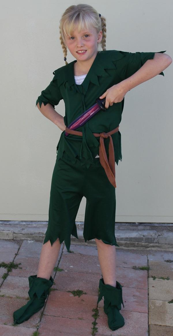 Peter Pan child
