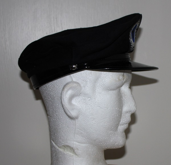 police cap 2side