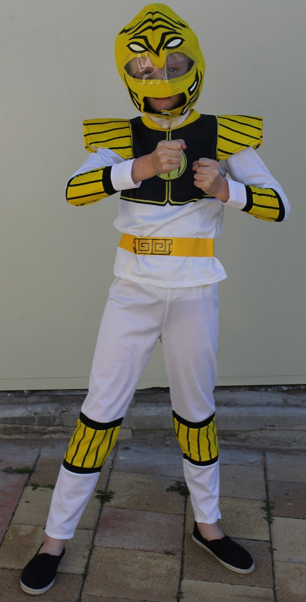 power ranger 2 child
